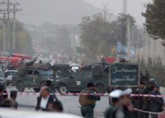 حمله انتحاری در کابل ۱۵ عضو وزارت دفاع افغانستان را کشتَ